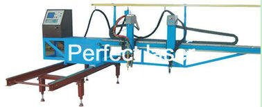 Precision Flame And Plasma Cutting Machine For Carbon Materials / Aluminum Sheet