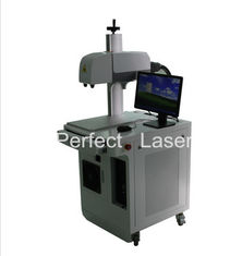 3D Dynamic Focus Fiber Laser Engraving Metal Marking Machine High Speed 30W