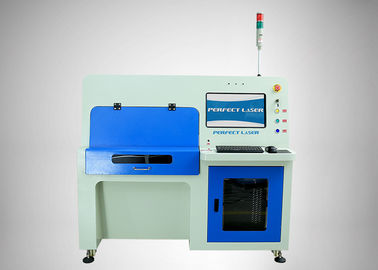 Fiber Laser Scribing Machine Authoritarian Flat Dust Removal Device