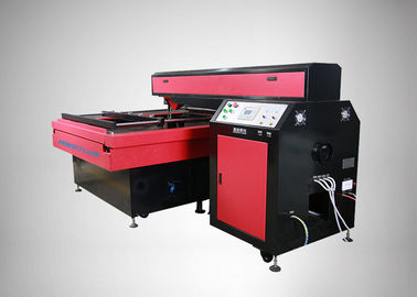 Tube Cut Patterns Cnc Laser Cutting Machine 300-400 Watt Power For Nonmetal