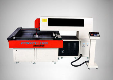 Wood Die Board Laser Cutting Machine 2.5KW With Two Laser Head Coaxial Cutting