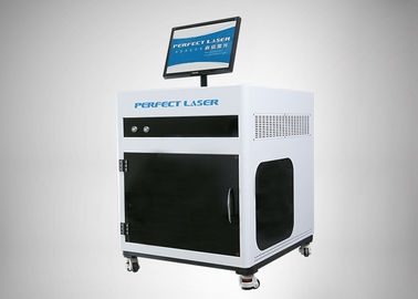 China Humanisierte Glasgraviermaschine Lasers 3D für Acrylkristall PE-DP-A1 A2 distributeur